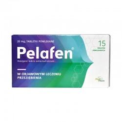 Pelafen, 20mg, 15 tabletek