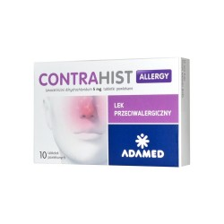 Contrahist Allergy tabl.powl. 5mg 10tabl.