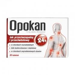 Opokan, 7,5mg, 30 tabletek