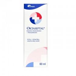 Oktaseptal, (0,1g+2g)/100g, aerozol na skórę, 60ml