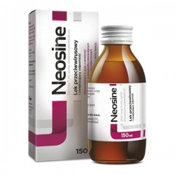 Neosine, 250mg/5ml syrop, 150ml