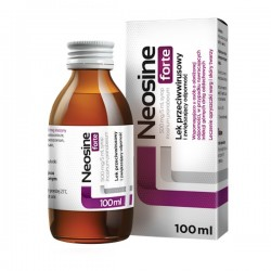 Neosine Forte, 500mg/5ml, syrop, 100ml