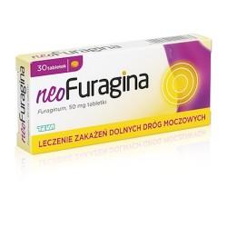 NeoFuragina 50mg, 30 tabletek