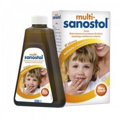 Multi-Sanostol, płyn dla dzieci powyżej 1 roku życia, 300g