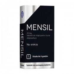 Mensil 25mg, 2 tabletki