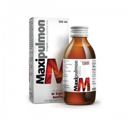 Maxipulmon 3mg/ml, syrop, 120ml