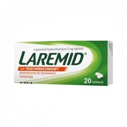 Laremid 2mg, 20 tabletek
