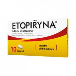 Etopiryna tabl. x 10 tabl.