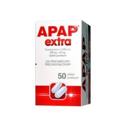 Apap Extra tabl.powl.x 50tabl.