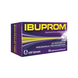Ibuprom 0,2g x 50 tabl.