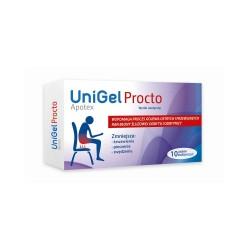 UniGel Apotex Procto czop.doodbyt. 10czop.