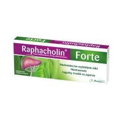 Raphacholin forte tabl.powl. 0,25g 10tabl