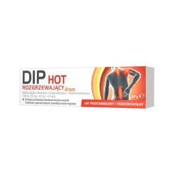 Dip Hot Rozgrzewający, krem, 67 g, COLEP