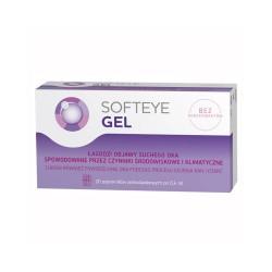 Softeye Gel żel do oczu 20 poj.a 0,4ml