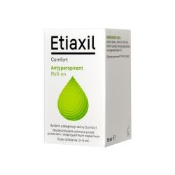 Etiaxil Comfort, antyperspirant roll-on, 15 ml, RIEMANN