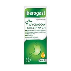 Iberogast, płyn doustny, 50 ml