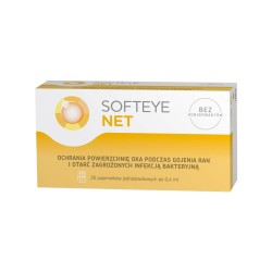 Softeye Net żel do oczu 20 poj.a 0,4ml