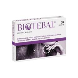 Biotebal tabl. 5 mg 30 tabl. (blistry)