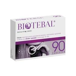 Biotebal tabl. 5 mg 90 tabl. (blistry)