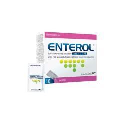Enterol 250 mg, 10 saszetek