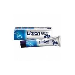 Lioton 1000 żel 8,5 mg/g 50 g