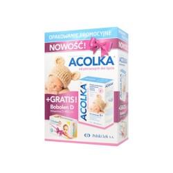 Acolka+Bobolen D Witamina D 400 j.m. GRATI