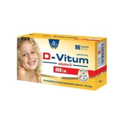 D-Vitum 800 j.m. witamina D dla niemowląt