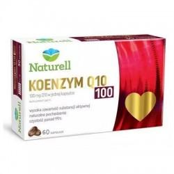 Naturell Koenzym Q10 100, 60 kapsułek