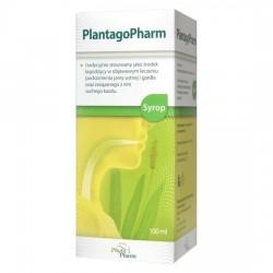 PlantagoPharm 506mg/5ml, syrop, 100ml