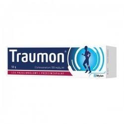 Traumon 100mg/g, żel, 50g