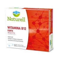 NATURELL Witamina B12 Forte tabl.doss.60