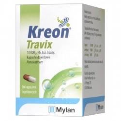 Kreon Travix 10 000, 50 kapsułek