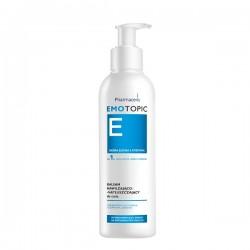 Pharmaceris E Emotopic, balsam nawilżająco-natłuszczający, od 1. dnia życia, skóra sucha i atopowa, 190 ml