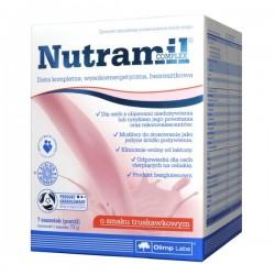 Nutramil Complex, smak truskawkowy, 7 saszetek, Olimp Labs