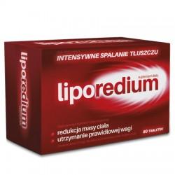 Liporedium, 60 tabletek