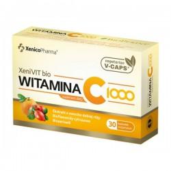 XeniVIT bio Witamina C 1000, 30kapsułek