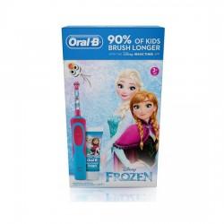 Szczoteczka elektryczna dla dzieci ORAL-B Frozen, 1 sztuka