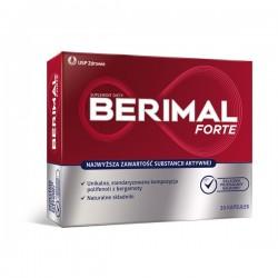 Berimal Forte, 30 kapsułek, USP ZDROWIE