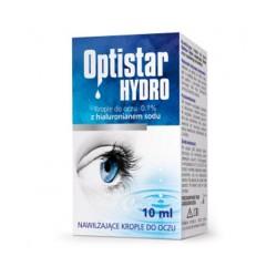 Optistar hydro krop.do oczu 0,1 % 10 ml