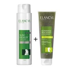 ELANCYL Zestaw Slim Design noc+ Peeling 20
