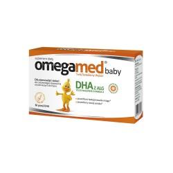 Omegamed Baby kaps.twistoff 30 kaps.