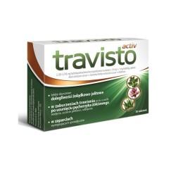 Travisto Activ tabl. 0,015g+0,01g+1mg 30ta