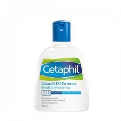 CETAPHIL EM, emulsja micelarna do mycia, 250ml, GALDERMA
