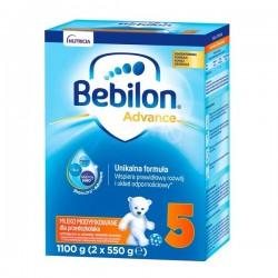 Bebilon 5 z Pronutra Advance, mleko modyfikowane, powyżej 2,5 roku życia, 1100g, NUTRICIA