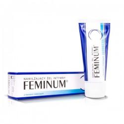 FEMINUM, nawilżający żel intymny dla kobiet, 40g