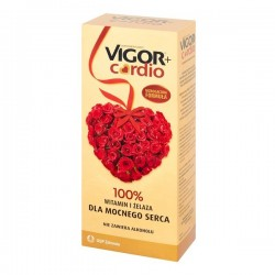 Vigor+ Cardio, tonik bezalkoholowy, 1000ml