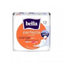 Bella Perfecta Ultra Orange, Podpaski higieniczne, 12 sztuk