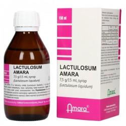 Lactulosum Amara, 7,5g/15ml, syrop, 150ml