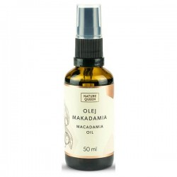 NATURE QUEEN Olej macadamia 50 ml