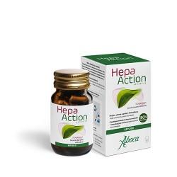 Hepa Action Advanced, 30 kapsułek, ABOCA